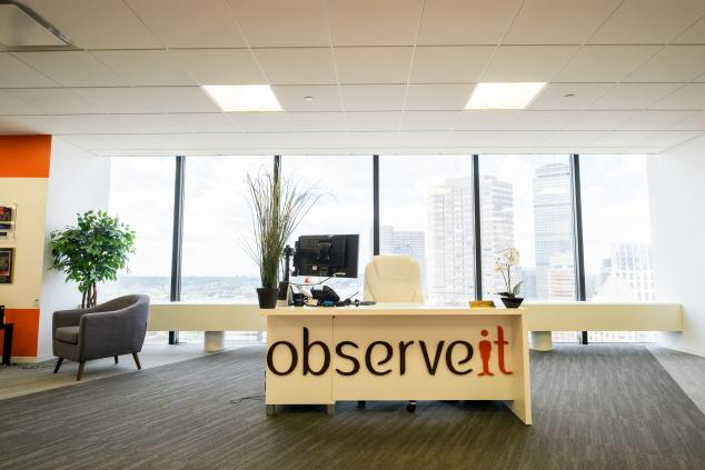 ObserveIT Culture and office photos in boston